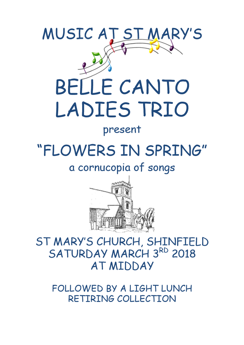 Music at St Marys March 18