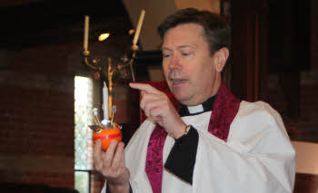 david little christingle