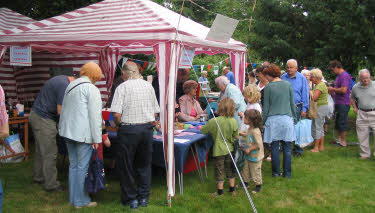 all saints church fete 2010